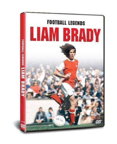 Football Legends: Liam Brady [DVD] [UK Import]