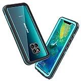 Mishcdea Huawei Mate 20 Pro Case Waterproof Shockproof