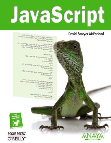 JavaScript (Títulos Especiales) por David Sawyer McFarland