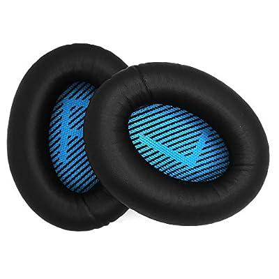 Coussinets d'oreille de Rechange Remplacement Oreillettes en Mousse Cousin pour Bose Casques QuietComfort QC25 QC35 QC15 QC2 AE2i2E2i AE2w Ecouteurs SoundTrue SoundLink