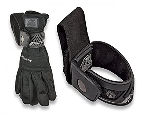 M.AlbainoxMastodonPorte-gants de sécurité Noir