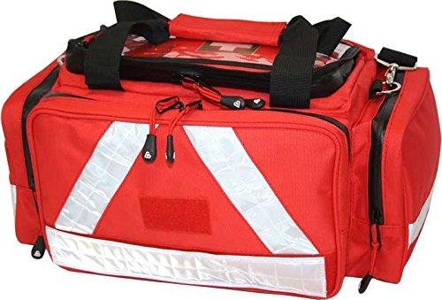 Erste Hilfe Tasche - Notfalltasche aus Nylon mit Waterstop Reißverschluss LEER