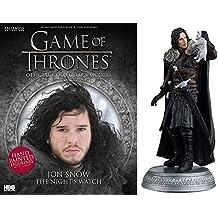 HBO - Figura de Resina Juego de Tronos. Game of Thrones Collection Nº 13 John Snow