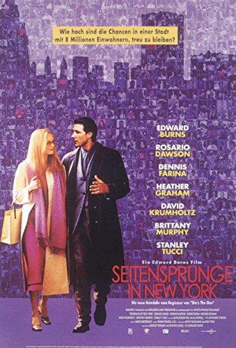 Seitensprünge in New York (2001) | original Filmplakat, Poster [Din A1, 59 x 84 cm]