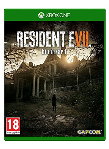 Resident Evil 7 Biohazard Xbox One Playstation 4-pre-order Games