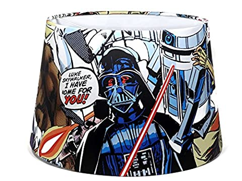 Star Wars Lampshade Ceiling Light Shade or Floor Lamp Shade Large 13