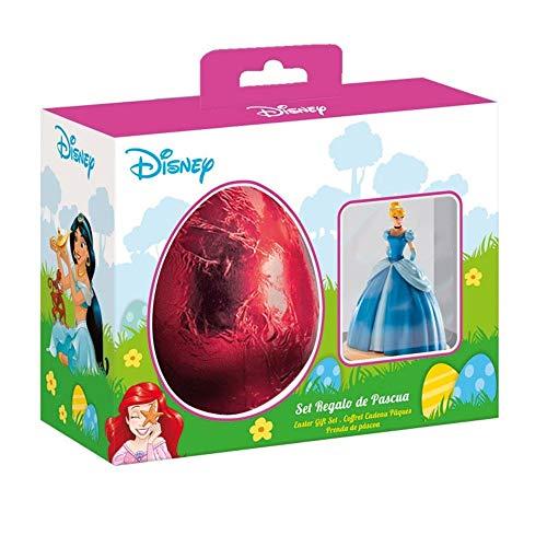 Disney Prinzessinnen Milchschokolade Osterei Box 55g Mädchen + Überraschung Cinderella Figur (EXKLUSIV)