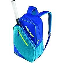Head Core 9R mochila bolsa para raquetas de tenis, color Azul/amarillo, tamaño n/a