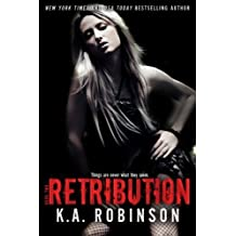 Retribution (Deception) (Volume 2) by K.A. Robinson (2015-03-02)