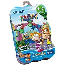 VTech - Juego de cartas (vsmile_00010) (versión en francés)