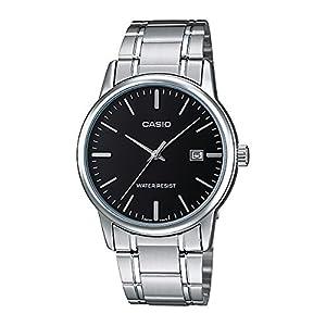 Casio Reloj con Movimiento Cuarzo japonés Man MTP-V002D-1A 40 mm