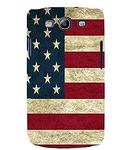 Printvisa Flag Design Pattern Back Case Cover for Samsung Galaxy S3 Neo::Samsung Galaxy S3 Neo i9300i