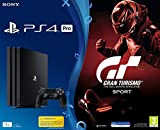 PS4 Pro 1 To + Gran Turismo Sport + Qui es-tu ? (Jeu PlayLink a télécharger)