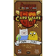 Adventure Time Card Wars Finn vs. Jake: Collector's Pack