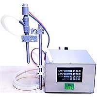 Hanchen korrosionsbeständige Flüssigkeitspüllmaschine für Waschmittel Flüssigwaschmittel Getränke Alkohol Petroleum Essbares Öl Mikrocomputer Steuerung 15 l/min, 220V