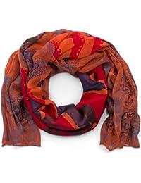 style3 Union Jack Schal mit Totenköpfen in verschiedenen Farben