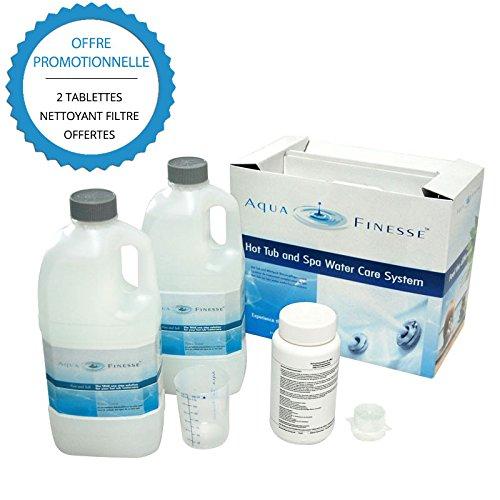 AquaFinesse Wasserpflegeset Verkaufsbox -
