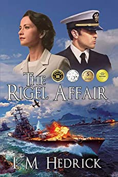 Book cover image for The Rigel Affair
