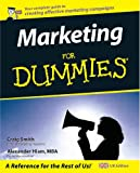 Marketing for Dummies, UK edition