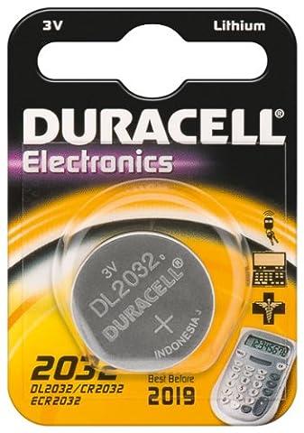 Batterie DURACELL® Elektronik, USA-Code 2032, IEC-Code CR2032, Elektronik 3,0 V