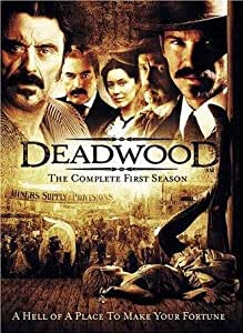 Deadwood: Complete HBO Season 1 [2004] [DVD]