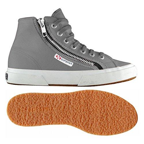 Chaussures Le Superga - 2795-zcotu GRAY DK SAGE