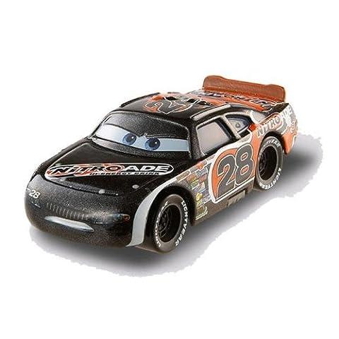 Disney Pixar Cars 2 Nitroade # 28 - Voiture Miniature Echelle 1:55