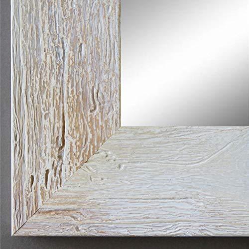Online Galerie Bingold Spiegel Wandspiegel Badspiegel Flurspiegel Garderobenspiegel - Über 200 Größen - Capri Beige 5,8 - Außenmaß des Spiegels 80 x 140 - Wunschmaße auf Anfrage - Modern