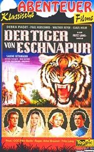 Der Tiger von Eschnapur [VHS]