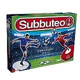 Eleven Force- Subbuteo Playset UEFA Champions League 2 ° Edizione, Multicolore, 10865