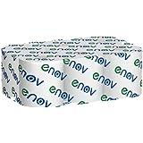 Enov Afr300-wt à dévidage central Serviette de toilette Tissue, 1épaisseur, 288m L x 195mm H, Blanc (lot de 6)