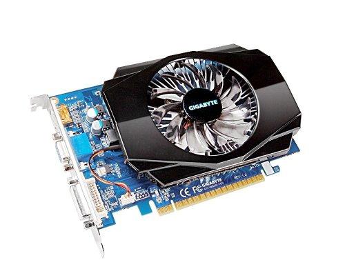 Gigabyte Nvidia GeForce GT 630 GPU 1024MB DDR3 PCI-E 128bit Dual DVI-I HDMI mit HDCP Schutz - 1gi Video Card
