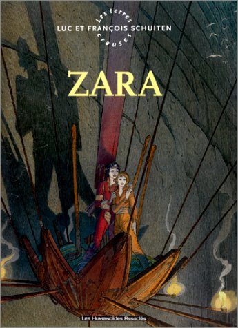 Zara, tome 2 : Les terres creuses