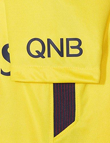 Nike PSG y Nk BRT Stad JSY SS AW Camiseta 2ª Equipación. c6ca782fa8050