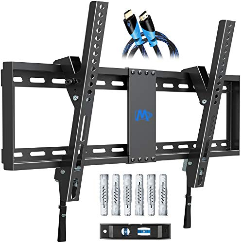 Mounting Dream Soporte de Pared de TV Inclinable Soporte TV para Muchos 37-70 Pulgadas LED, LCD, OLED...