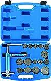 Kunzer 7PB16.1 Pneumatischer Bremskolbenrückstell-Werkzeugsatz, 16-Teilig