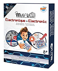 Buki France- Mini Lab Electrónica (3008)