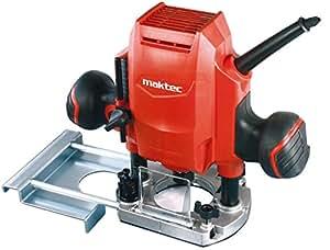 Makita/Maktec MT361 - Fresatrice, 900 W