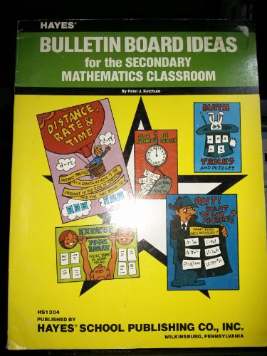 for the secondary mathematics classroom (Bulletin Boards Ideen)