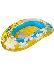 AQUA-SPEED® TWEETY Accessoires de natation (Warner Bros Flotteurs de natation Anneau de la natation Gilet de sauvetage Bateau d' enfants Soupapes de sécurité PVC + UP®-Autocollant)