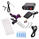 Best machine rotative - MagiDeal Kit Complet de Tatouage Machine Rotative alimentation Review