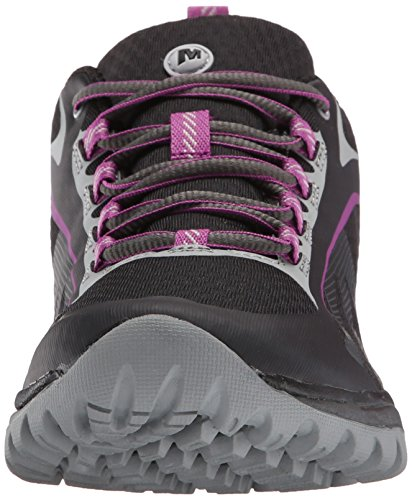 Merrell - Siren Edge, Scarpe sportive outdoor Donna Black/Purple