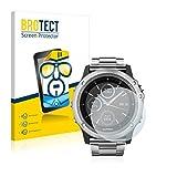 BROTECT Garmin Fenix 3 HR Schutzfolie [2er Pack] - klare Displayschutzfolie, Crystal-Clear