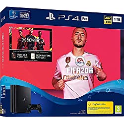 Fifa 20 PS4 Pro 1TB Bundle (PS4)+ PlayStation Plus: 12