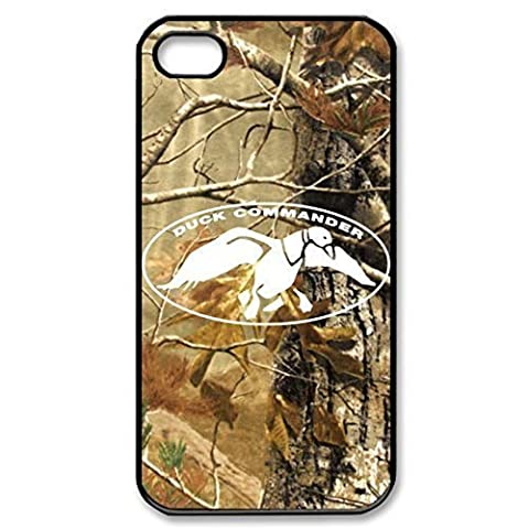SUUER Drama Reality Show Duck Dynasty Gear Duck Commander Realtree Camo Custom Hard CASE for iPhone 5 5s Durable Case Cover