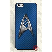 Amazing Iphone 6/6S Plus Funda Star Trek Movie , Iphone 6/6S Plus (5.5 Inch) Funda Movie Logo Dust Resistant Skin Funda Cover for Woman