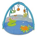 Baby Vivo Decke Erlebnisdecke Spielbogen Babymatte Spielmatte Spielzeug Krabbeldecke Seaworld