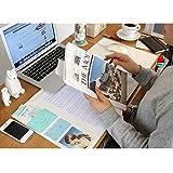 saflyse New Diseño grande vade Computer schreibtischunterlage