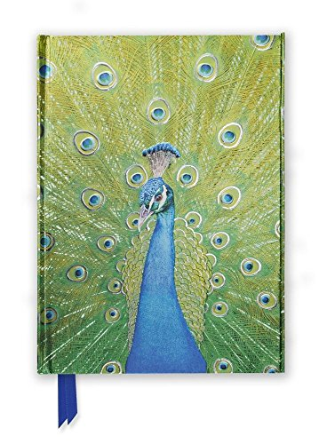 Cuatd Rutherford Peacock (Flame Tree Notebooks)
