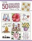 50 Cross Stitch Quickies: Flowers & Fun